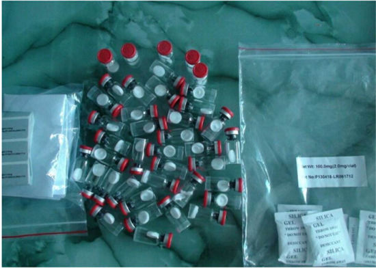 Lab Supply High Purity 99% Splenopentin Acetate Body Supplements Peptides pictures & photos