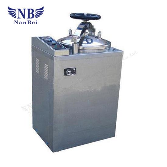 50L Fully Automatic Microcomputer Vertical Pressure Steam Sterilizer