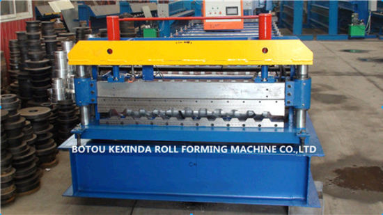 Wall Sheet Panel Roll Forming Machine pictures & photos