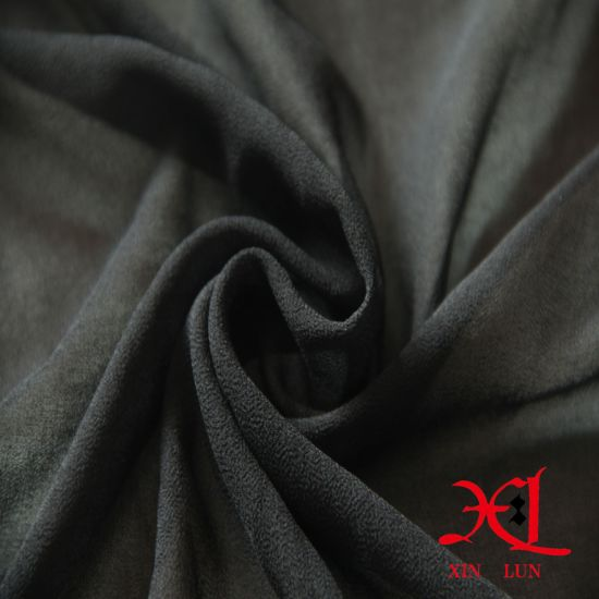 75D Silk Polyester Chiffon Fabric for Hijab/Dress/Cloth pictures & photos