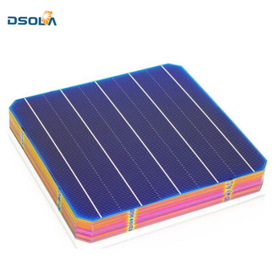 Dsola New Fashion High Heat Resistance Solar Cell 156 pictures & photos