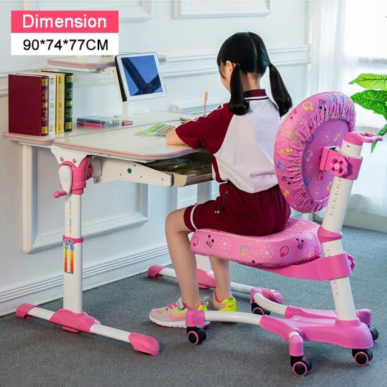 Fabulous China Ergonomic Adjustable Childrens Desk Chair Set Kids Gmtry Best Dining Table And Chair Ideas Images Gmtryco