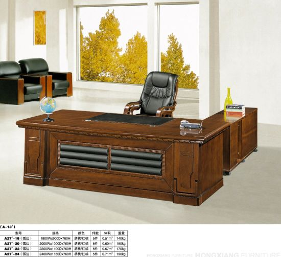Surprising China Supply Luxury Ceo Manager Melamine Wooden Executive Modern Office Desk For Office Furniture Feca2013 Download Free Architecture Designs Parabritishbridgeorg