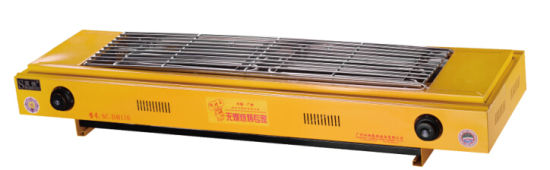 Stainless Steel Factory Supply High Quality Cheapest Home Electric BBQ Grill pictures & photos