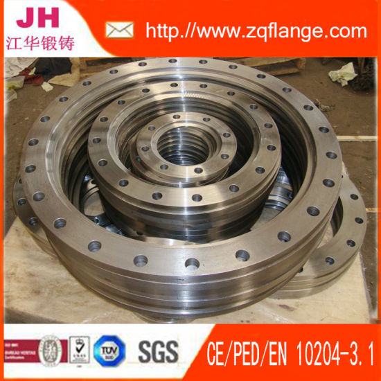 Carbon Steel Forged Flange (A105 Sorf 300lb) pictures & photos
