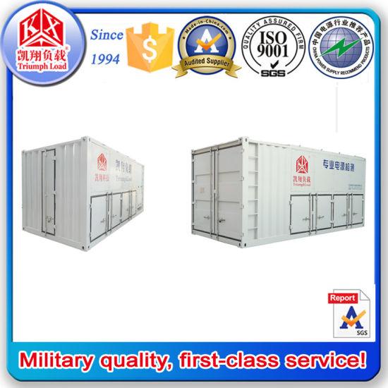 China 10 5kv 2000kw High Voltage Load Bank for Generator Set