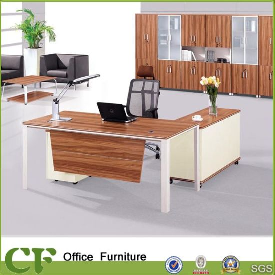 Prices Wooden Offices Table With Desk Modesty Panels Parts