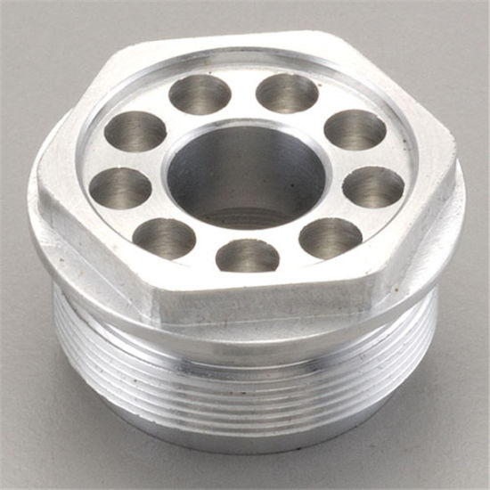 High Efficiency Metal Precision CNC Machined Parts for Industrial Equipments