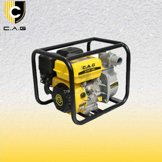 2inch 5.5HP Gasoline Water Pump (TP20CX) pictures & photos