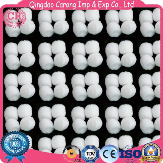 Medical Absorbent Cutton Ball with Good Quality pictures & photos