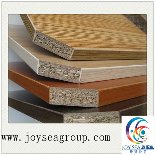 16mm 4*8 Plain Chipboard for Furniture Indoor pictures & photos