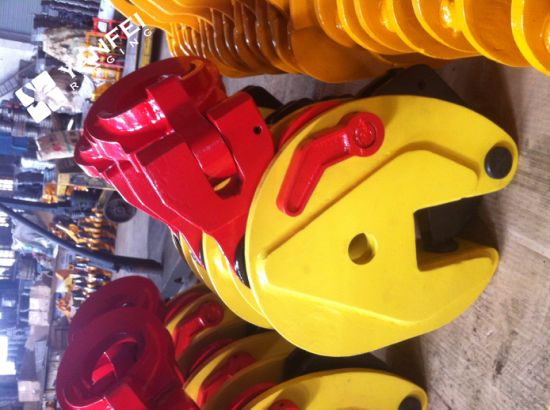 China Cd Series Vertical Lifting Clamp China Lifting Clamp