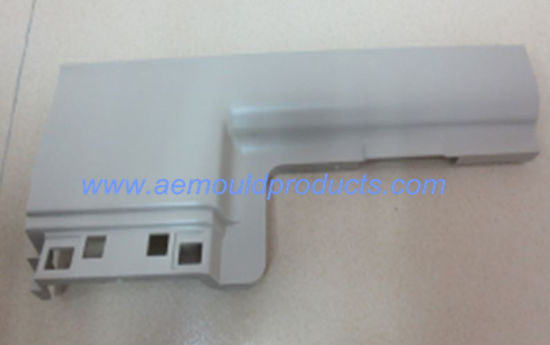 Customed White Plastic Mold Parts Electrical Control Box pictures & photos