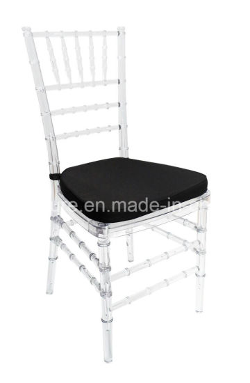 china acrylic crystal chiavari tiffany chair on sale china