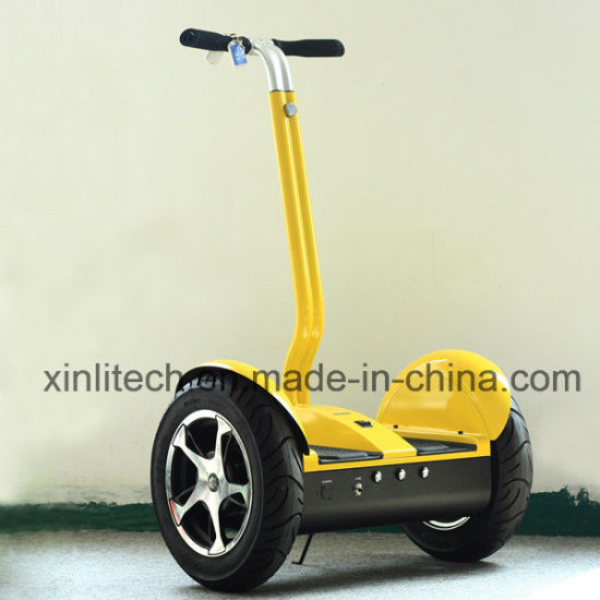 Mini China Motorized Electric Sport E-Scooter with CE pictures & photos