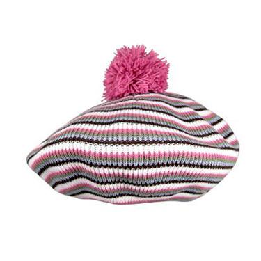 2020 New Knit Beret Earflap Hat (JRK032)