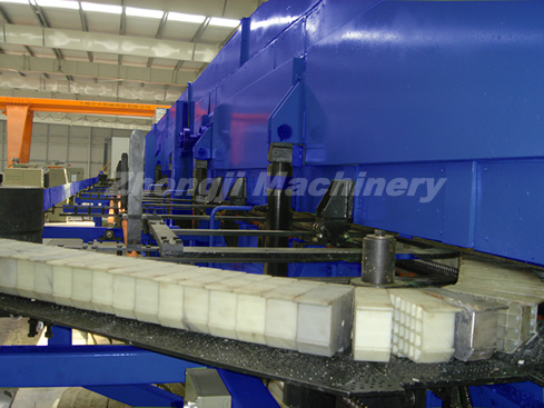 Zhongji EPS, Rock Wool Sandwich Panel Machine pictures & photos