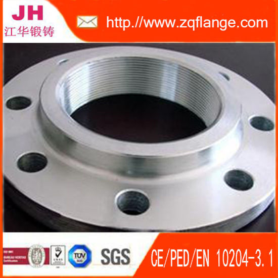 "10"" Threaded Flange and P235gh pictures & photos"