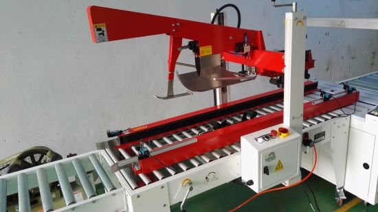 Fxj-At5050 Fully Automatic Random Carton/Case Sealers pictures & photos