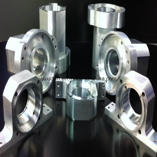 5 Axis Stainless Steel Engineering CNC Machined Precision Parts