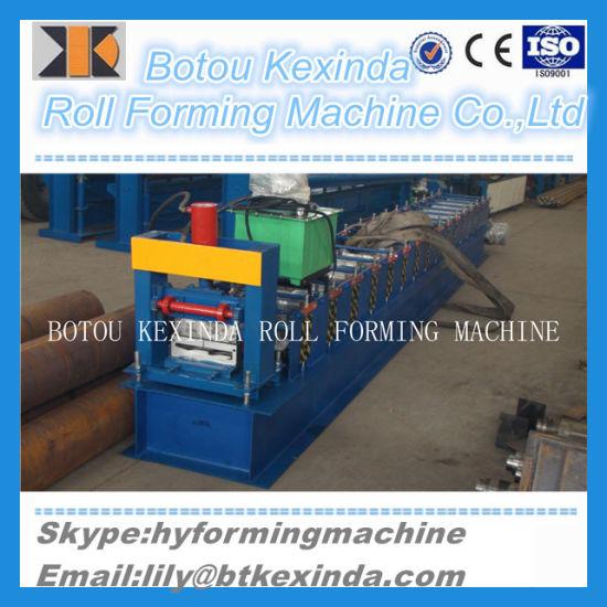 China Color Aluminum Sheet Metal Siding Panel Making Machine - China ...