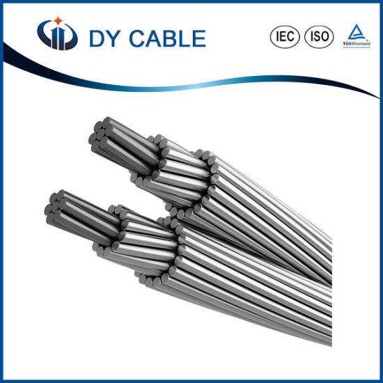 High Conductive Bare AAAC Aluminum Alloy Greelely Conductor pictures & photos