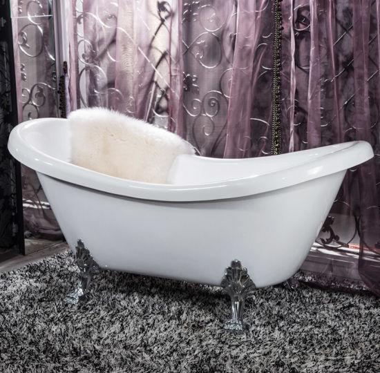 china classic bathtub on discount/free standing soaking bathtub