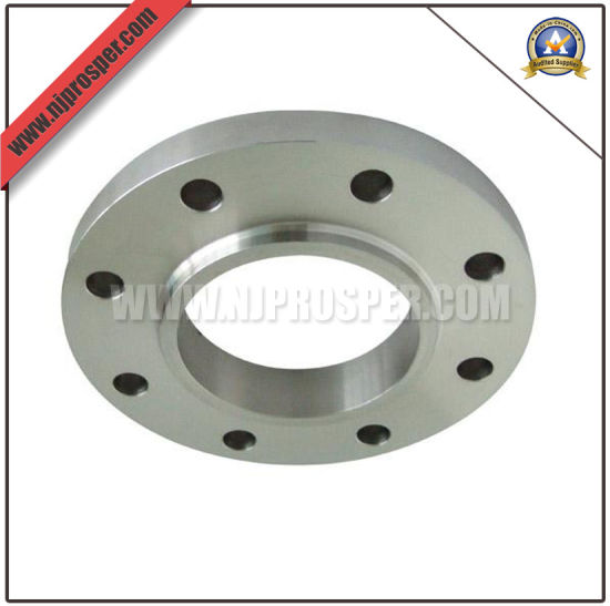 China Class 150 Slip on Flanges with Carbon Steel (YZF-F76