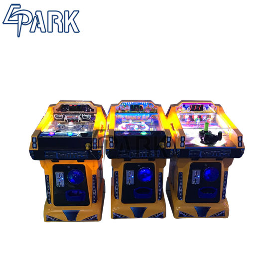 Amusement Arcade Coin Machine Virtual Pinball Table Game Machine