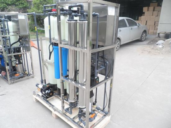 Manufacturer of 6000GPD (1000L/H) RO Industrial Water Purification