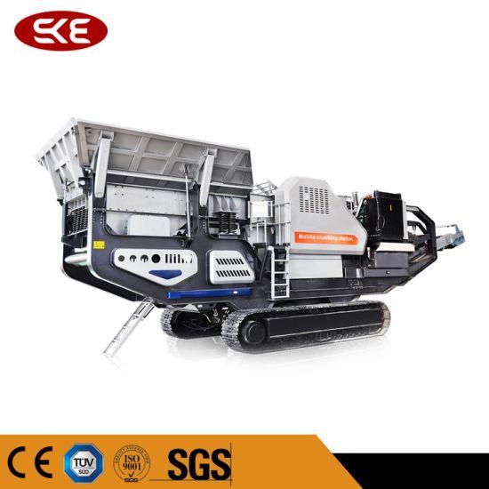 Mk Series Wholesale Stone Crushing Machine Mobile Crusher