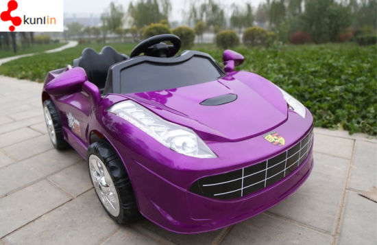 New 12V Battery Powered Licensed Model Ride on Cars pictures & photos