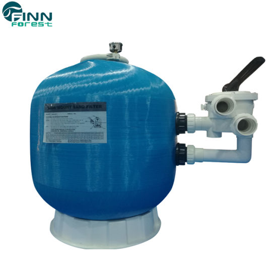 Factory Wholesale Price Side-Mount Swimming Pool Fiberglass Sand Filter