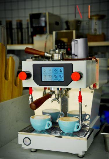 Commercial Espresso Coffee Machine Cappuccino Coffee Maker Single Group