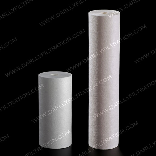 Sediment Big Blue Water Filter Cartridge for Chemical