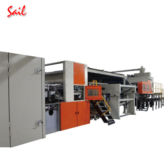 Polyester Padding Production Line Thermal Bonding Nonwoven Machine pictures & photos
