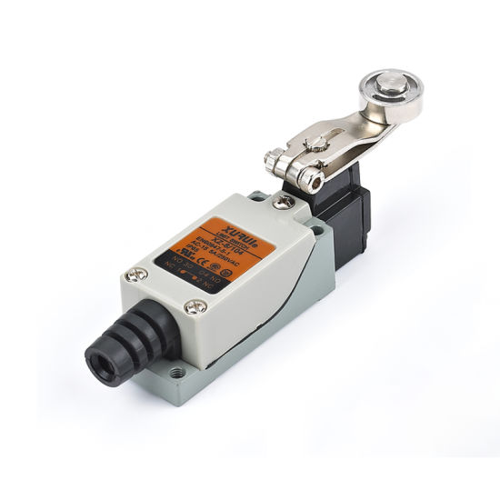 Industrial Miniature Type Fixed Lever Side Rotary Limit Switch