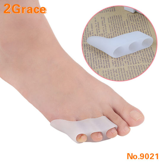 New Style Comfortable Gel Toe Divide Separator