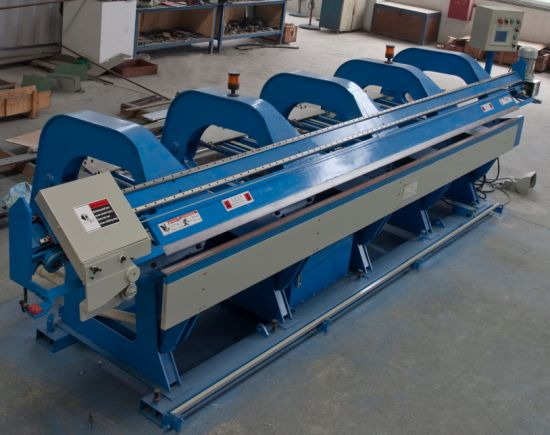 4 Meters Automatic CNC Folding/ Bending Machine