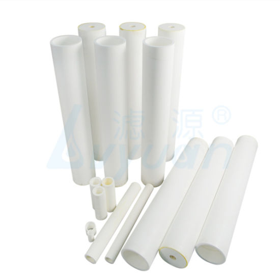 Polyethylene Sintered PE/PTFE Filter with Customized Length and Micron Rate 0.3 Um 0.45 Um 1 Um for Water Treatment