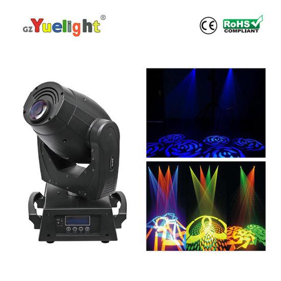 Factory Price 120W LED Spot Moving Head Light Mini Moving Head Manual