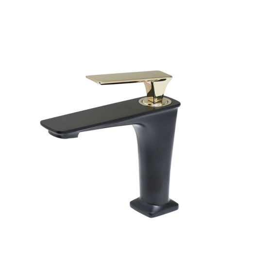 Bathroom Sink Faucet Matt Black Vanity