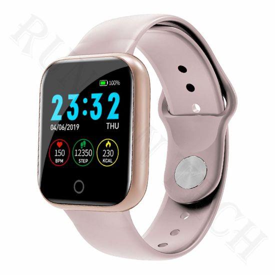 I5 Smart Watch Heart Rate Monitor Waterproof Fitness Tracker Blood Pressure Smartwatch