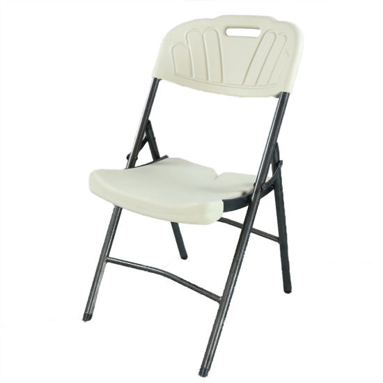 Wholesale Wedding Cheap Resin Wooden Metal White Metal Used Plastic Folding Chair