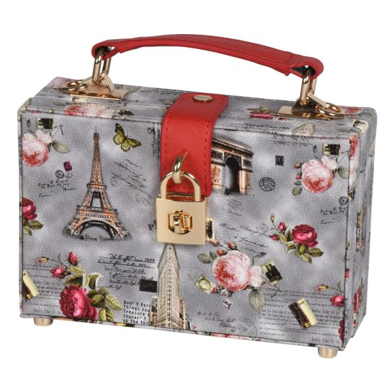 2019 Hot Sale Fashion Custom Travel Luxury Cosmetics Box pictures & photos