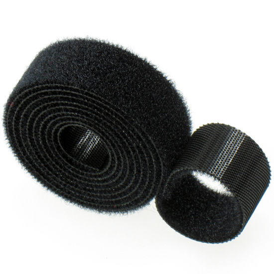 Back to Back Velcro-Tie Tape Binding Thread Non-Sewing Adhesive Buckle Tape Computer Headphone Data Line Organizing Tape