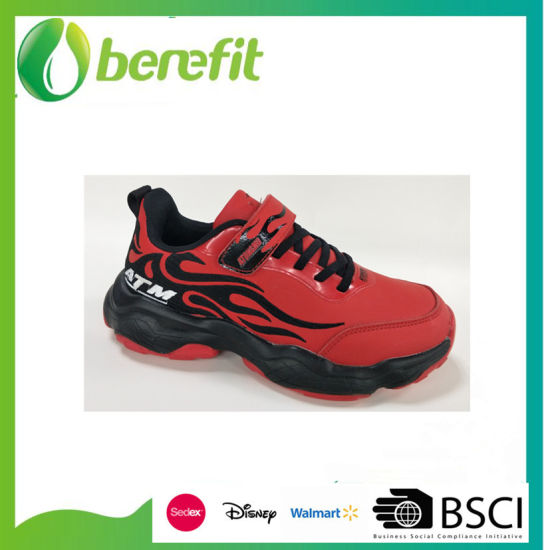 Customize Design Running Sports Shoes for Children