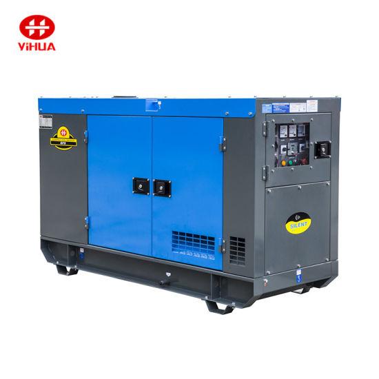 Fawde Xichai Silent Type 24kw/30kVA Diesel Engine Generator Set