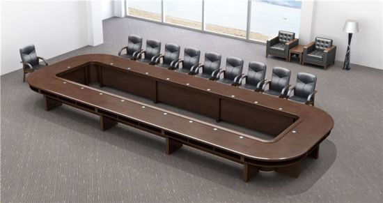 China Big Size Fancy Look Luxury Conference Table For Events Holding - Big conference table