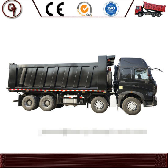Original HOWO 8X4 12 Wheels 371HP Tipper/ Dump Truck for Mine
